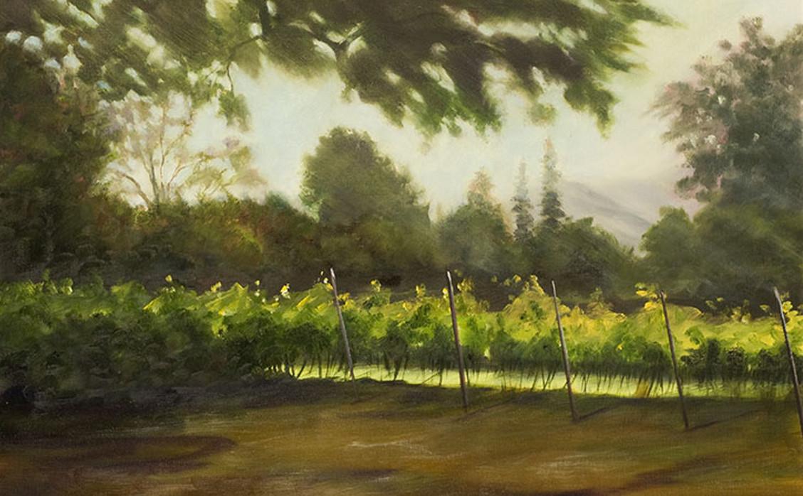 Tara's Vineyard - Nancy Horwick