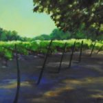 Early Summer Vines 20x16 $650