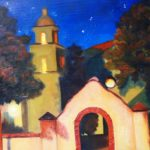 Ojai Chapel 14x11 $475