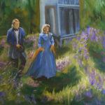 A Little Romance, 14x11, $375