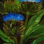 Wild Artichokes 5x7 $55