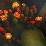 Cacti Medley 18x24 $750