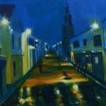 Hebrides Nocturne 20x16 $625
