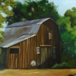 Mercer Ranch, Ojai 24x18 $750