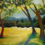 Ojai Meadow Preserve 9x12 $350